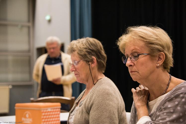 Christiane et Paulette dans le texte